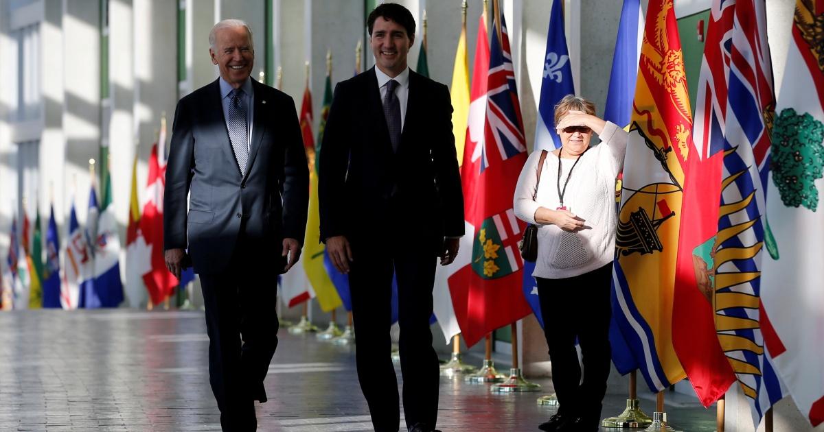 Pertemuan Biden-Trudeau: Sebuah 'kembali ke keseimbangan' setelah Trump thumbnail