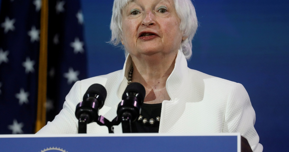 2021-02-03 03:35:25 | US Treasury's Yellen, IMF chief urge multilateral debt solutions | Business and Economy News