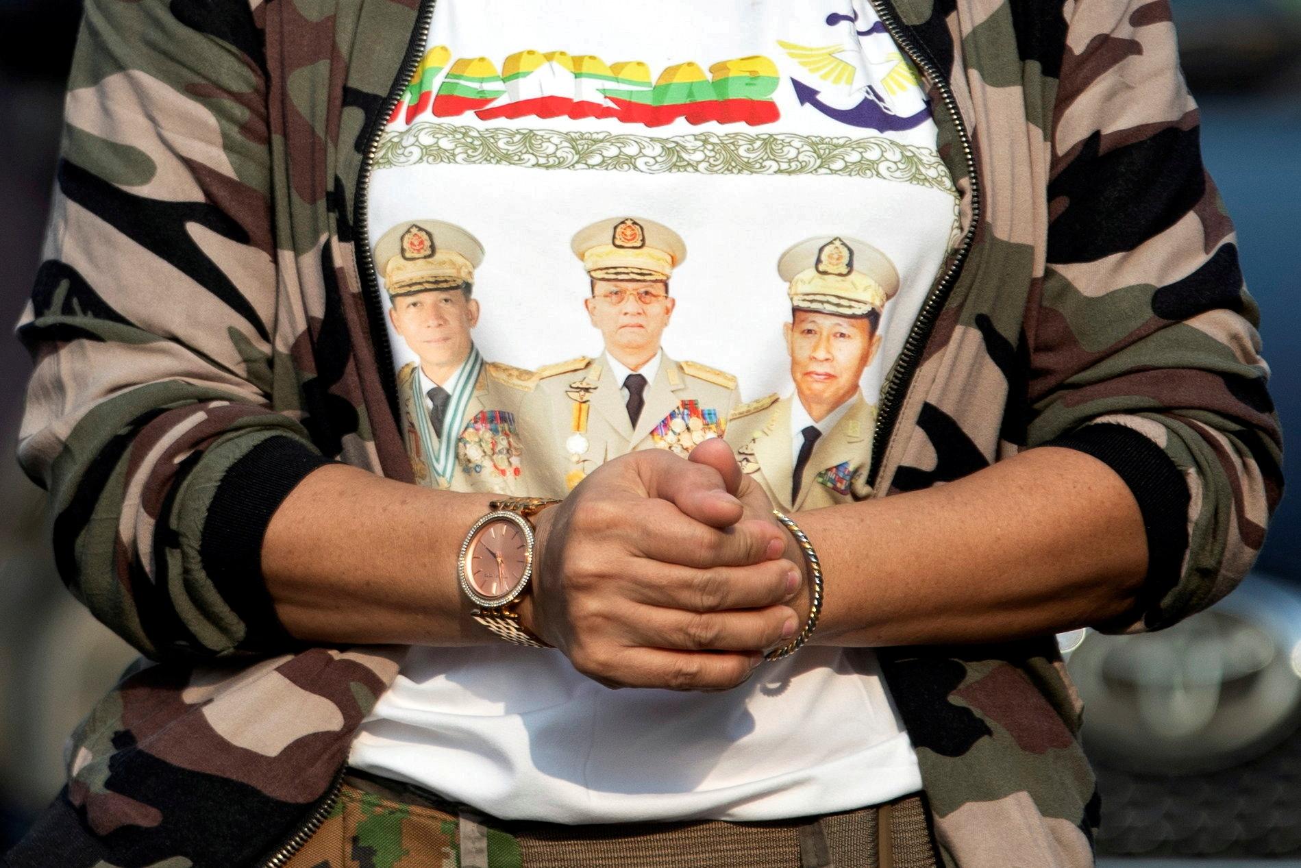 Myanmar's military junta plans probe of November election