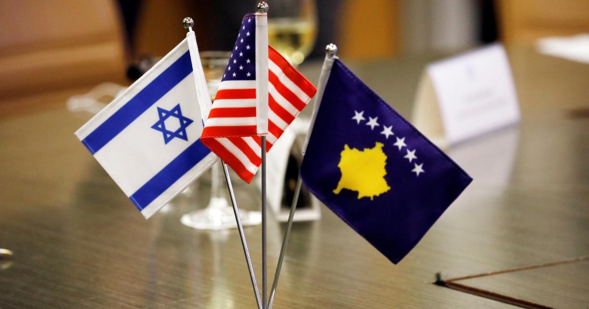 Israel-Kosovo diplomatic ties slammed by Serbia, Turkey | Israel News | Al  Jazeera