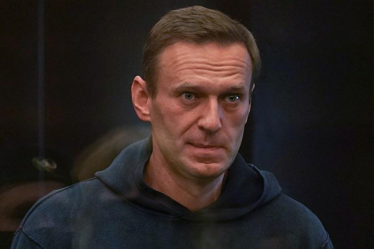 Navalny ends hunger strike after being seen by civilian doctors | Russia  News | Al Jazeera