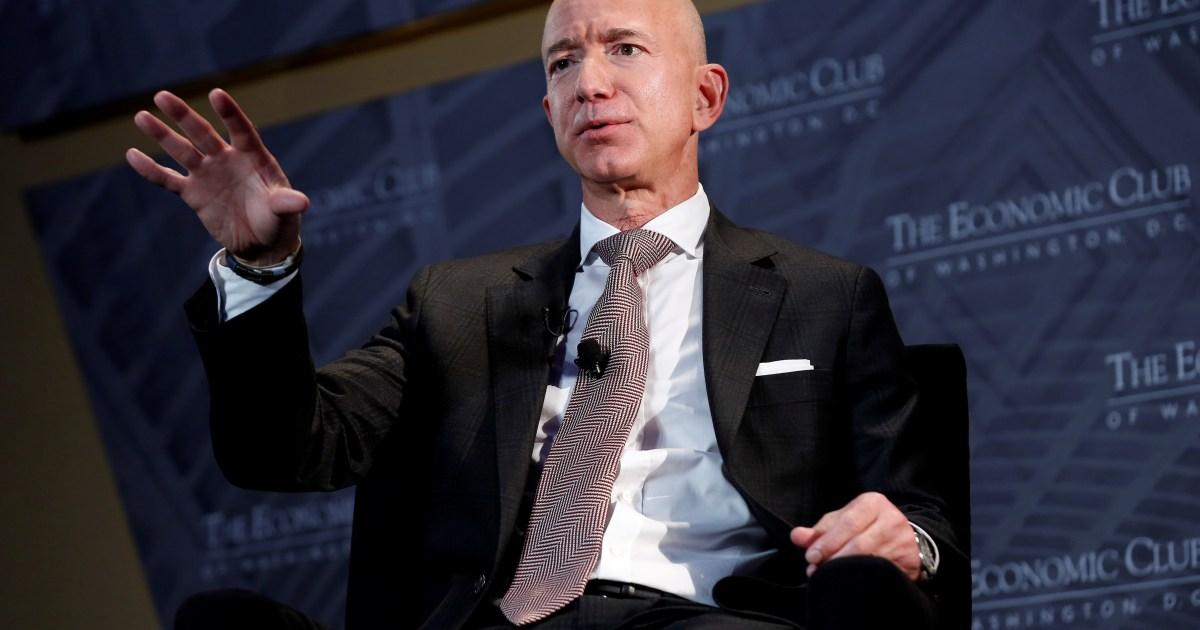 Amazon's Jeff Bezos to step down as CEO after this season thumbnail