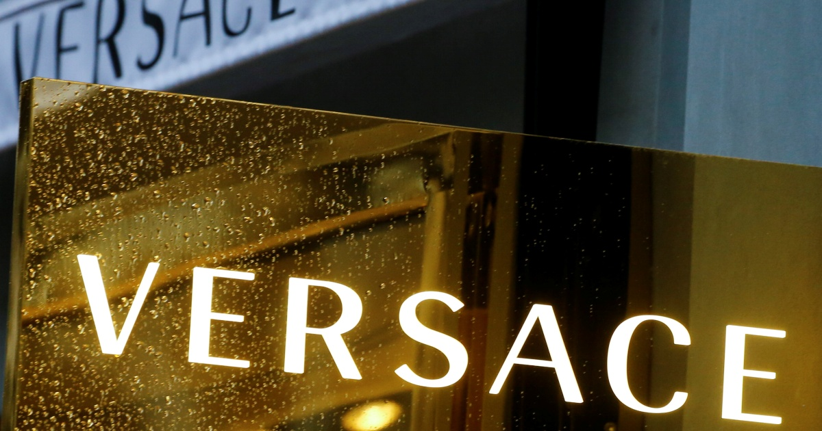 2021-02-03 17:07:43 | Versace to unveil new 'signature' pattern to reinvigorate brand | Business and Economy News