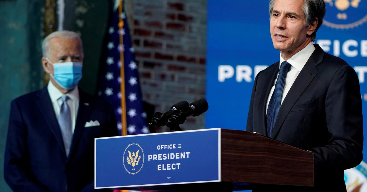 Biden administration to carry blacklisting of Yemen's Houthis
