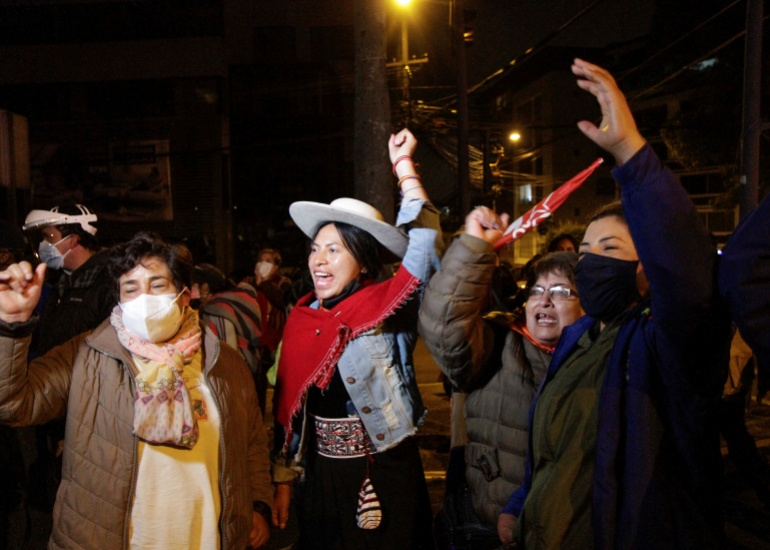 Ecuador election heads into runoff with Arauz in lead | Elections News