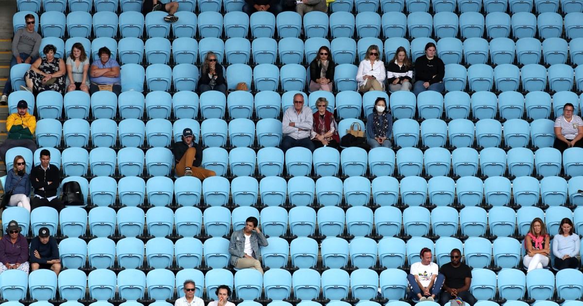 2021-02-08 18:52:45   Australian Open finally gets under way amid COVID restrictions   Coronavirus pandemic News
