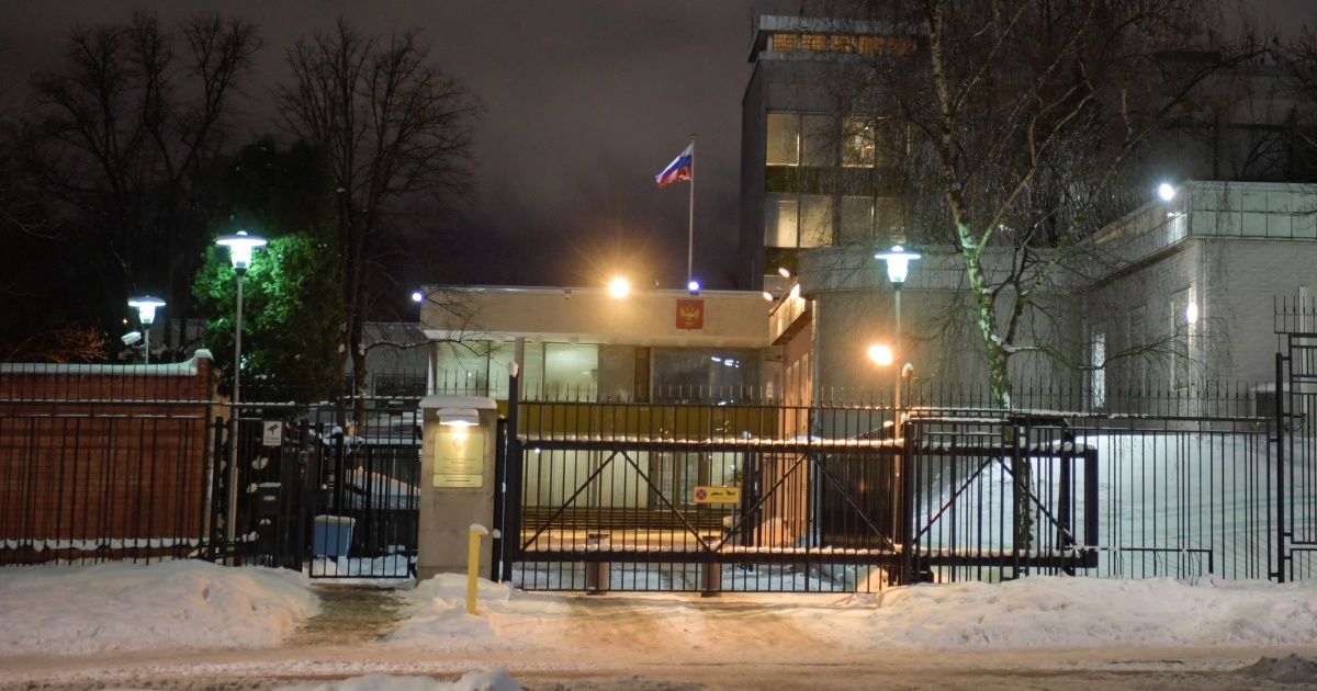 Sweden charges man with spying for Russia