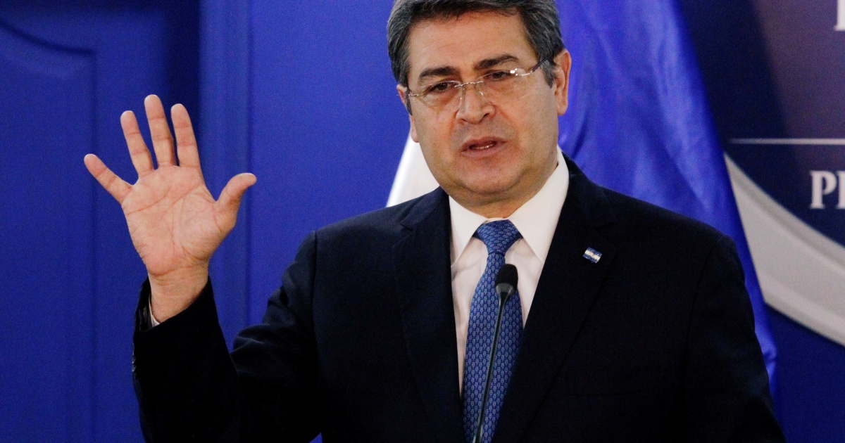 Honduran president goal of US investigation, courtroom filings present