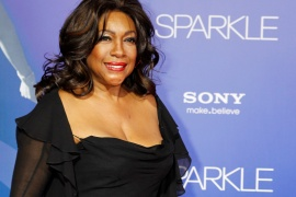 Mary Wilson arrives as a guest at the premiere of the new film Sparkle starring Jordin Sparks and the late Whitney Houston in Hollywood on August 16, 2012 [File: Fred Prouser/Reuters]