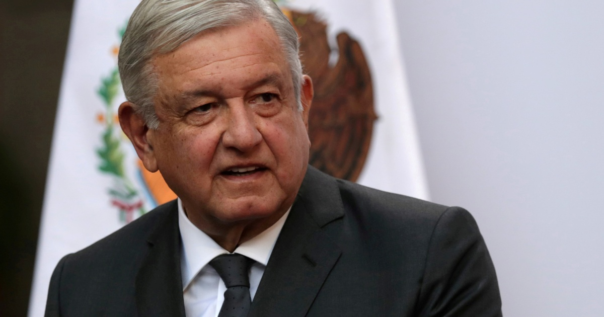 Mexico president warns against believing US now has 'open doors'