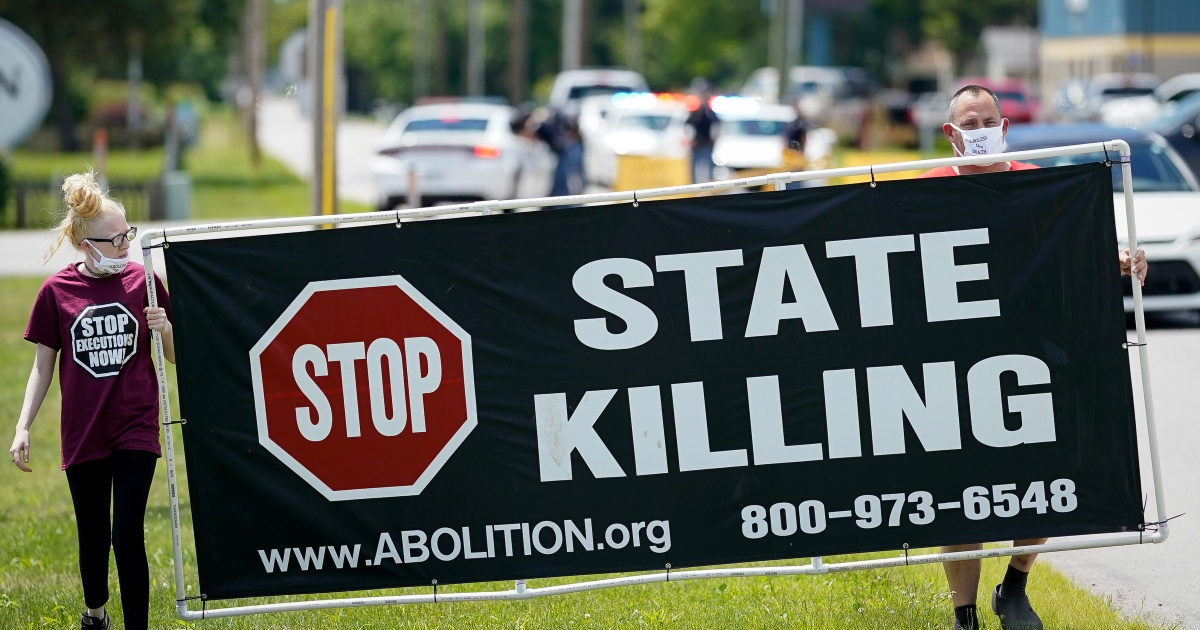 US civil rights teams name on Biden to finish federal executions