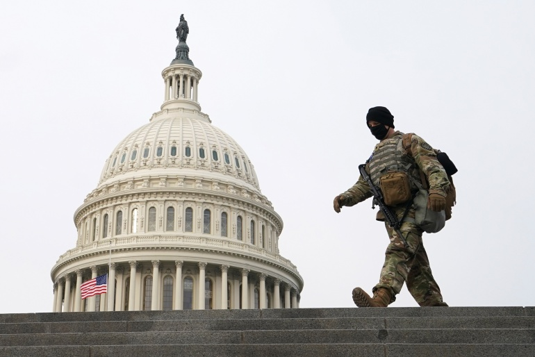 US unveils strategy to confront 'domestic terror' threats | Donald Trump News