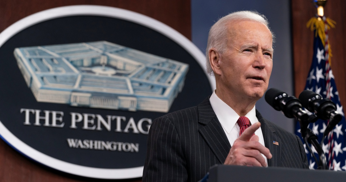 2021-02-10 22:32:47 | Pentagon to review US position on China, says Biden | China News