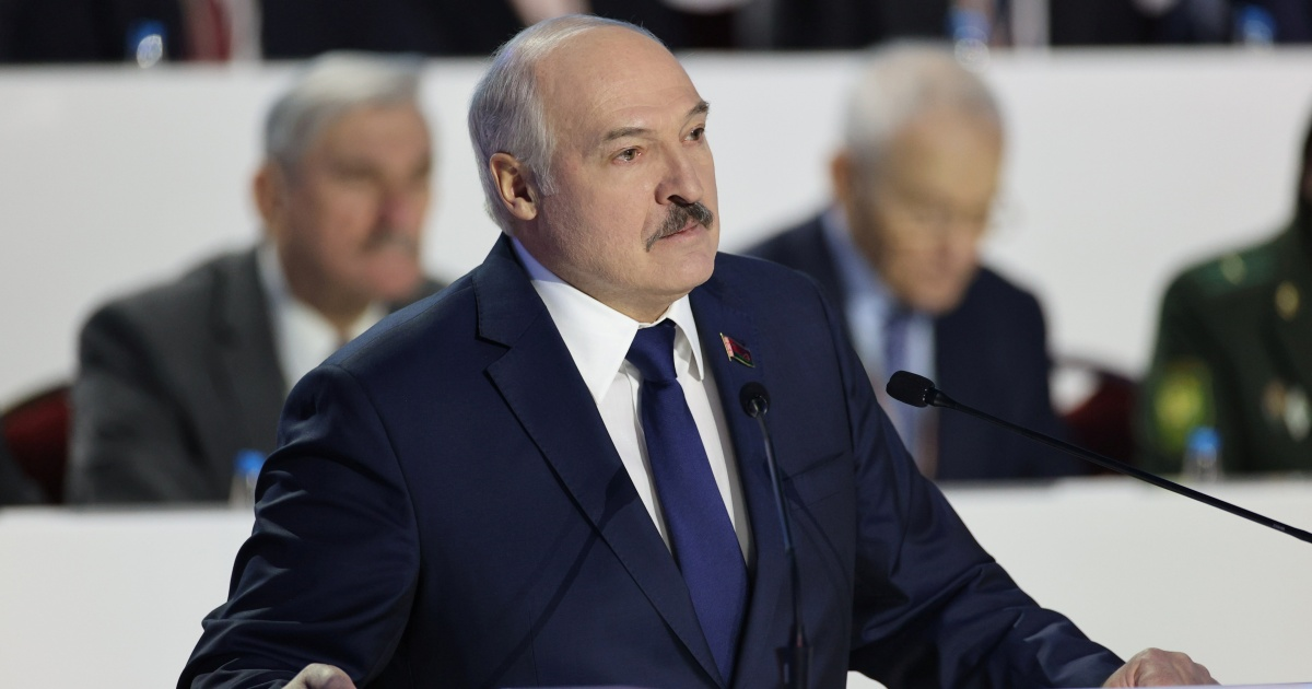 Belarus president, chief since 1994, says he has an excessive amount of energy