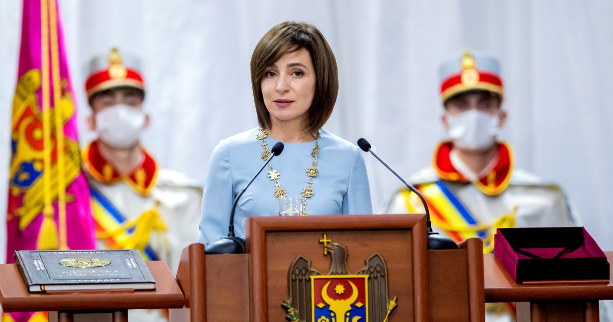 Moldova court rules against presidential decree on new government