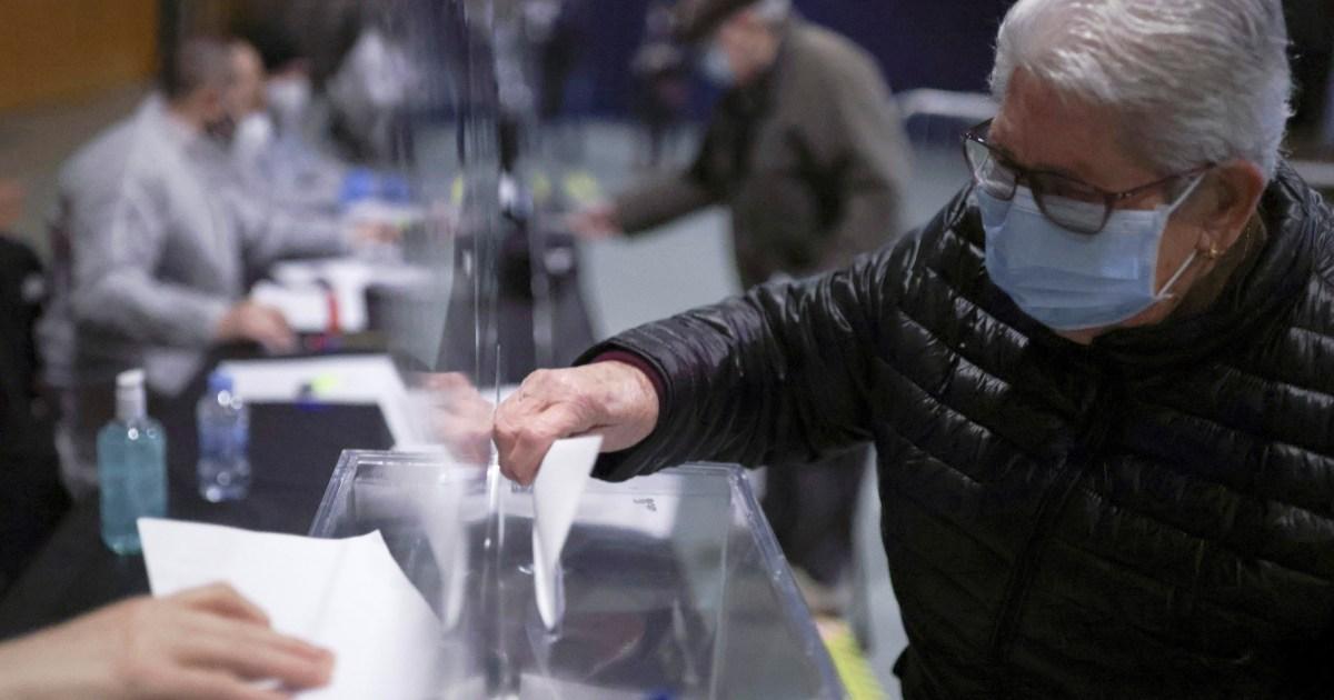 2021-02-14 11:40:14 | Spain's Catalonia holds key election amid fears over COVID | Catalonia News