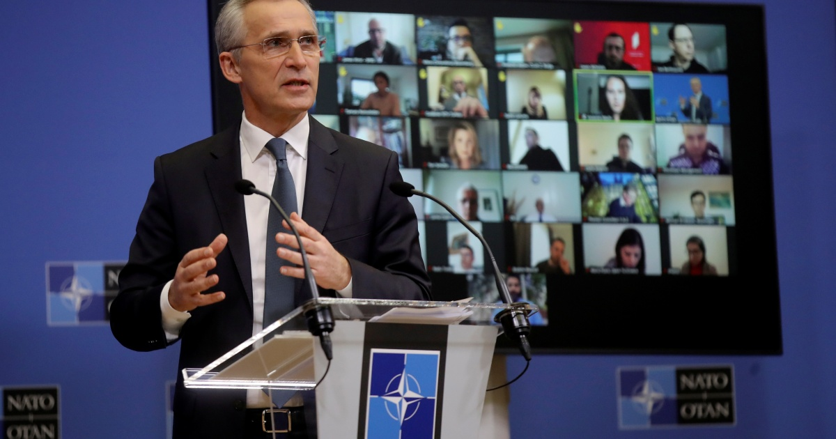 NATO will leave Afghanistan when 'time is right': Stoltenberg