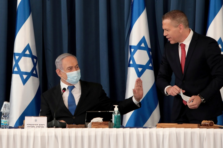 Israeli Prime Minister Netanyahu has opposed the 2015 nuclear agreement, which the Biden administration has prioritised returning to [File: Gali Tibbon/Reuters]