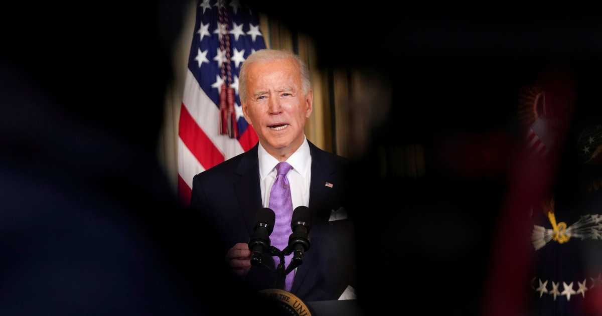 2021-02-17 23:16:03 | White House says Biden supports study of slavery reparations | Black Lives Matter News