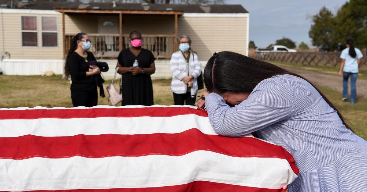 'Nearly unbelievable': US surpasses 500,000 COVID deaths