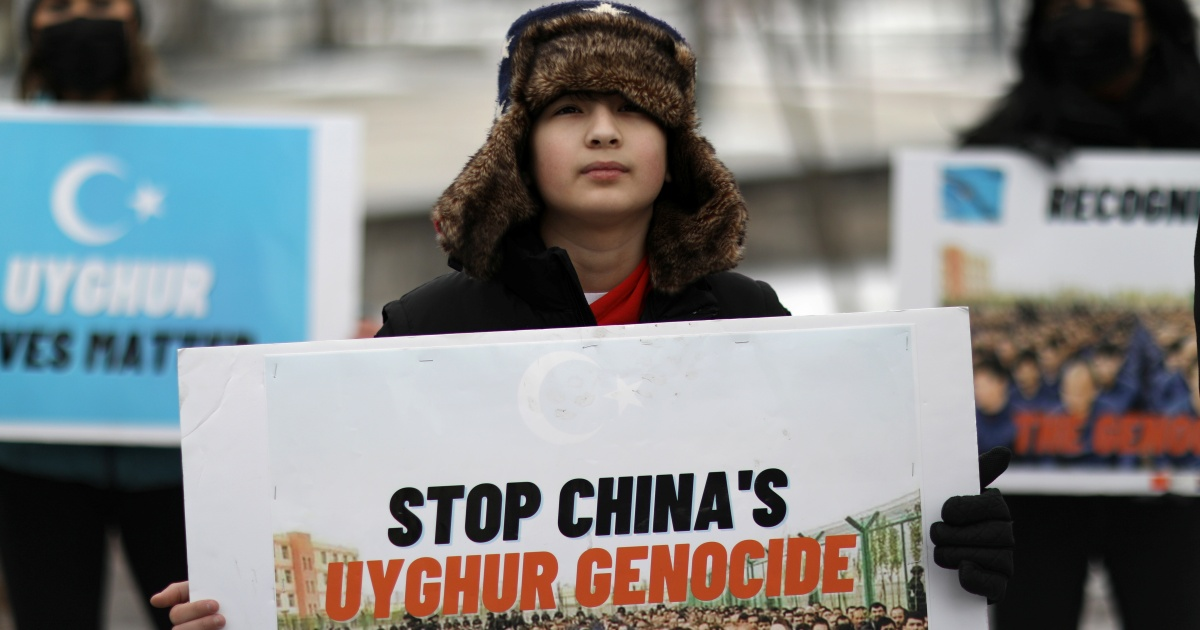 Canada's parliament says China's remedy of Uighurs genocide