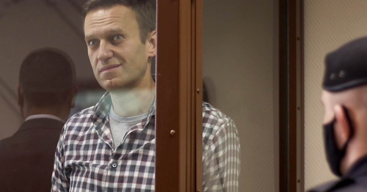 UN rights specialists urge worldwide probe of Navalny poisoning