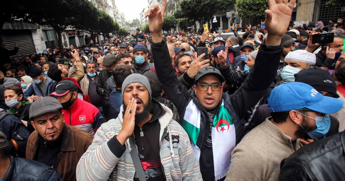 Is Algeria's Hirak dead? | Arab Spring: 10 years on News