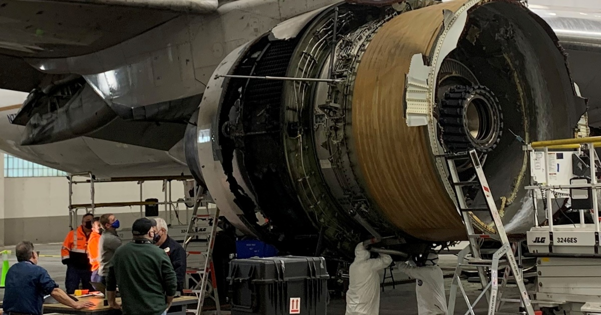 US aviation physique orders pressing probes of some Boeing 777 engines
