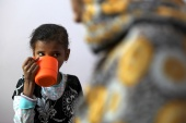 After nearly six years of war, millions of Yemenis are on the brink of famine [File:Reuters]