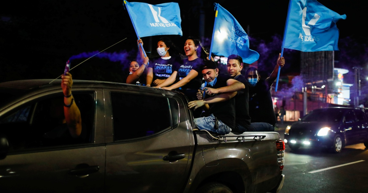 El Salvador elections: President Bukele set to gain more control | Elections News