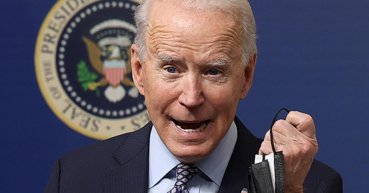 US's first military action under Biden draws criticism