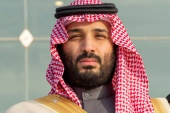 Report said Saudi Crown Prince Mohammad bin Salman viewed journalist Jamal Khashoggi as 'a threat to the kingdom' [File: Bandar Algaloud/Courtesy of Saudi Royal Court/Handout via REUTERS]