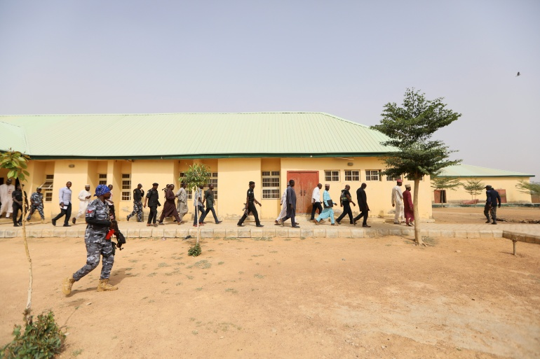 , In Nigeria, an agonising wait for parents of 300 abducted girls,