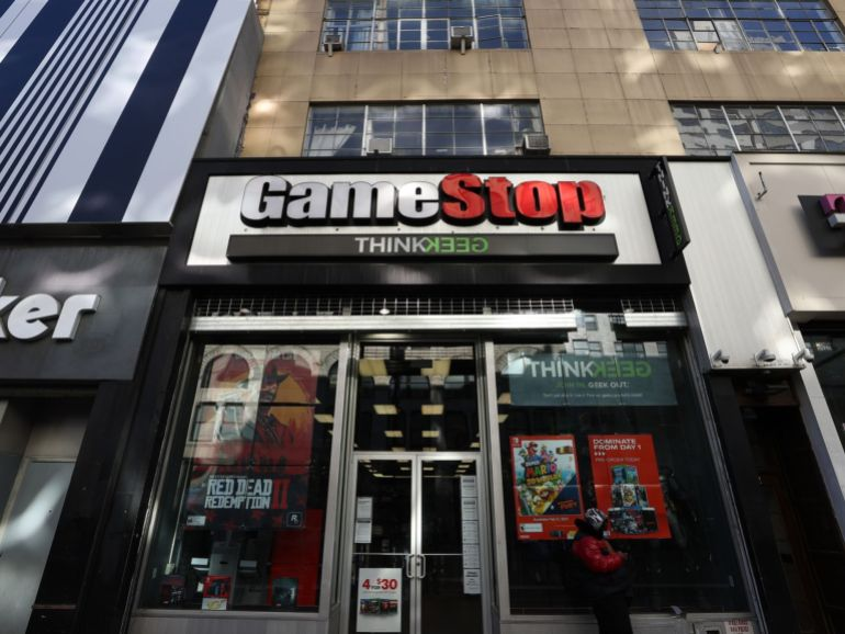 , 'Sorry': Brokerage chief at heart of GameStop saga apologises, Indian & World Live Breaking News Coverage And Updates