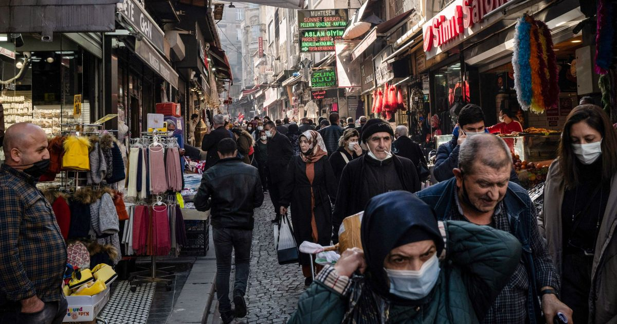 2021-02-09 18:08:35 | Turkey's economy may have grown 2.5% last year | Business and Economy News