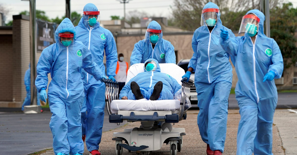 In Pictures: US pandemic toll – one year, half a million lives
