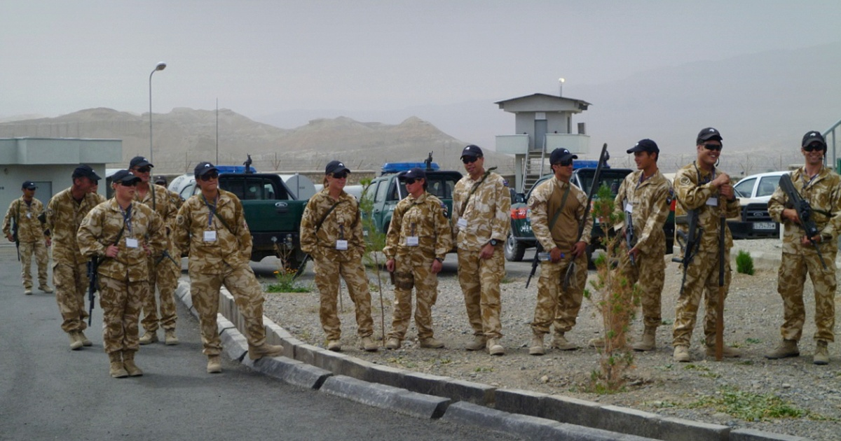 New Zealand troops to leave Afghanistan after 20-year deployment - Al Jazeera English