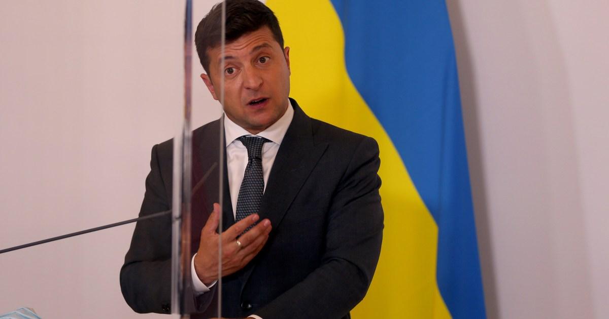2021-02-05 15:15:22 | In risky move, Ukraine's president bans pro-Russian media | Media News