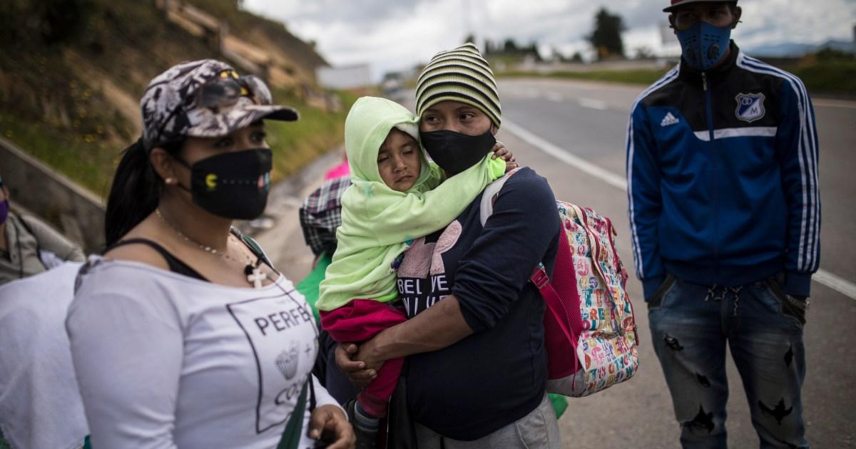 www.aljazeera.com: Colombia's response to Venezuela's humanitarian crisis