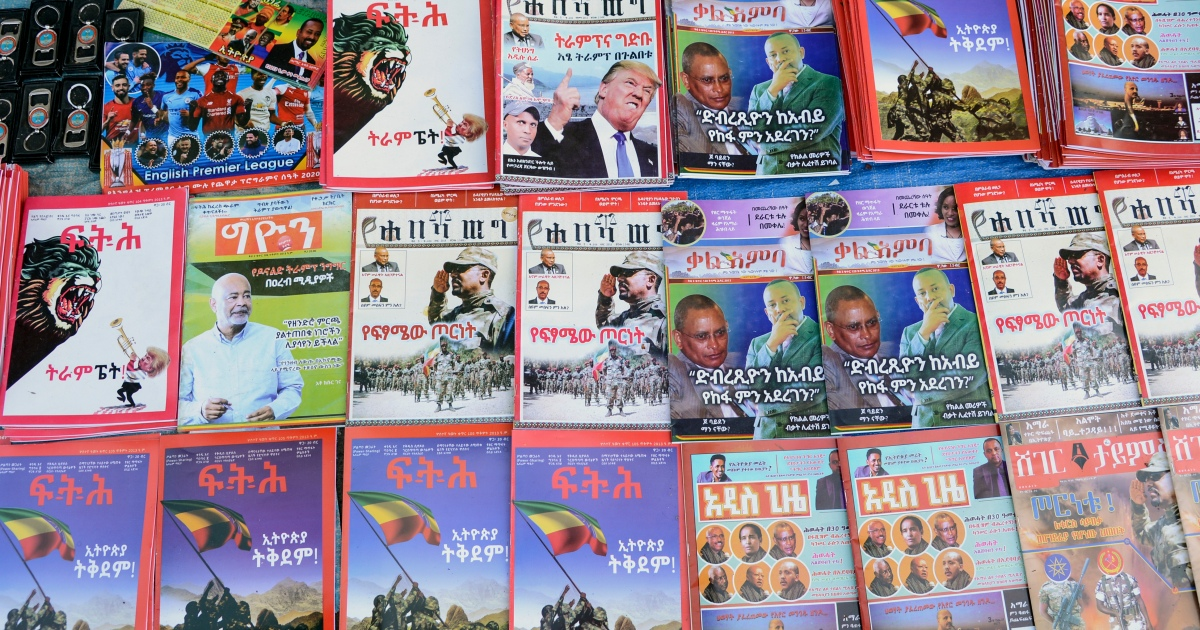 2021-02-16 13:17:58 | Ethiopia's Tigray conflict and the battle to control information | Abiy Ahmed News