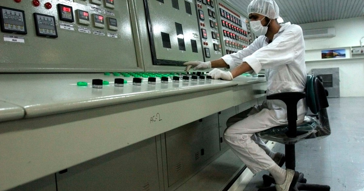 France, Russia urge restraint as Iran produces uranium metal | Nuclear Energy News