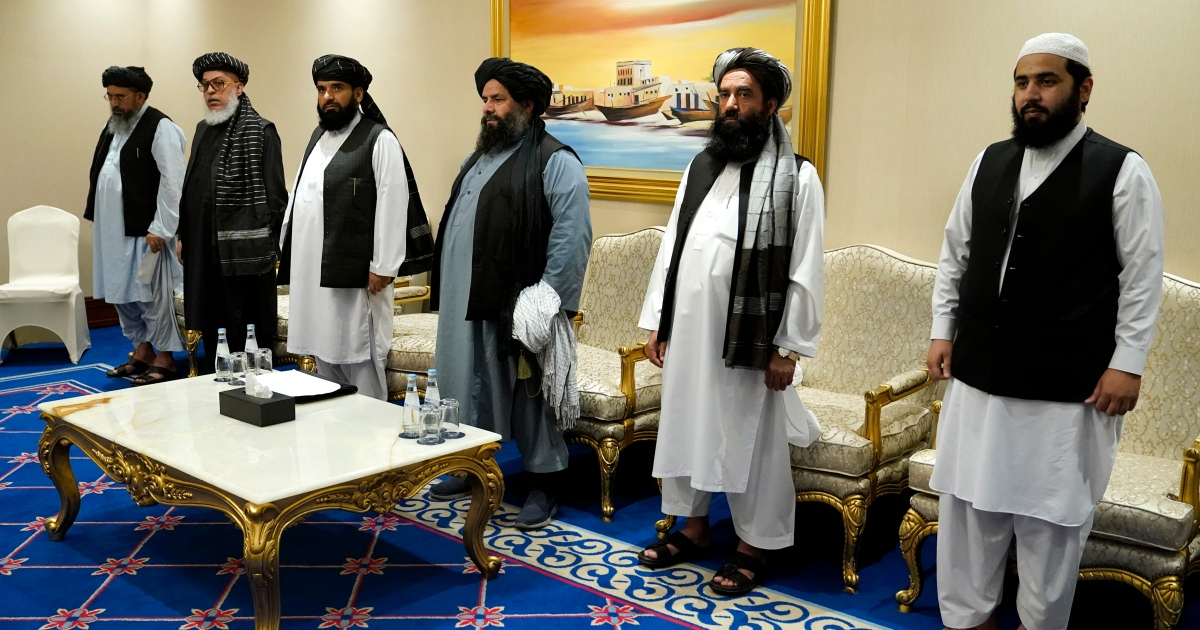 Taliban expresses scepticism over interim Afghan gov't proposal - Al Jazeera English