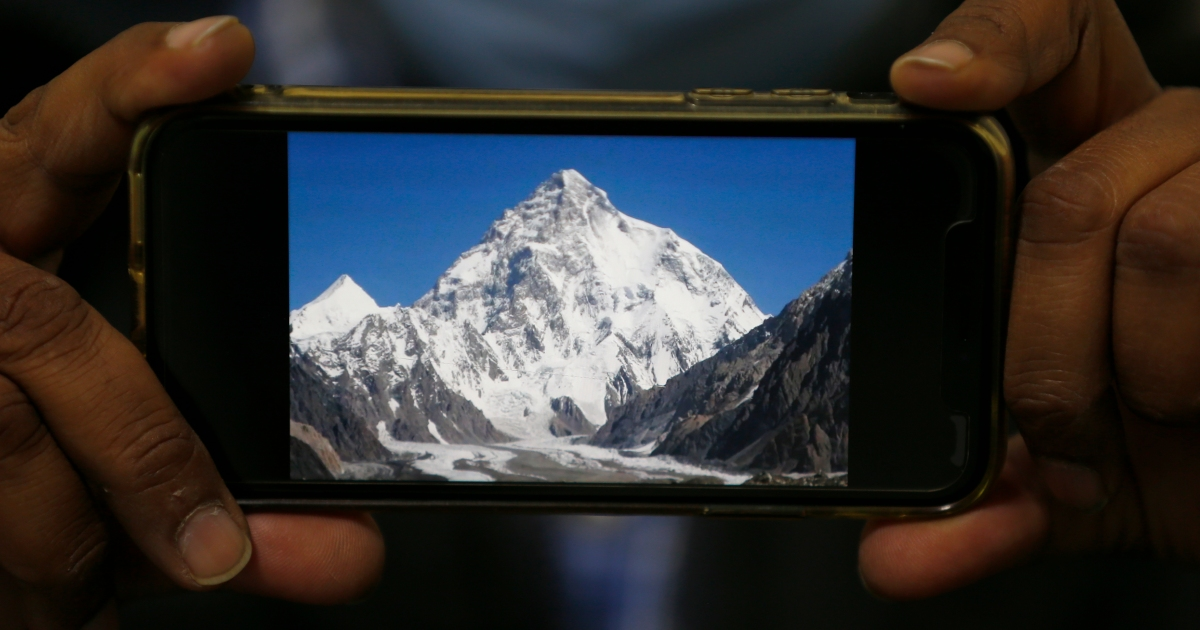 Pakistani, 19, becomes youngest person to summit K2 thumbnail