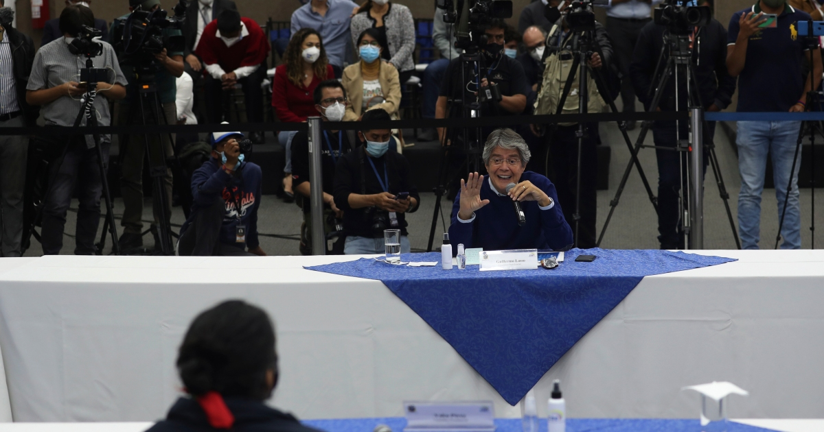 2021-02-14 22:09:15 | UN calls for 'transparency' in Ecuador vote recount | Elections News