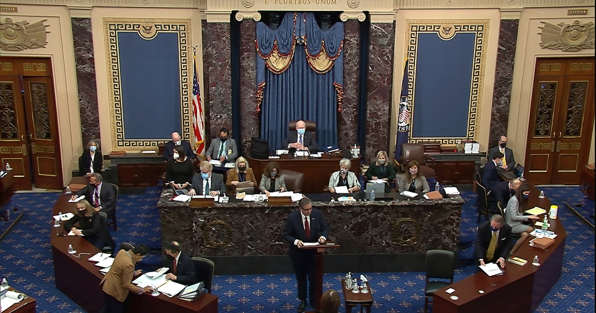 Trump impeachment trial heads in direction of speedy conclusion