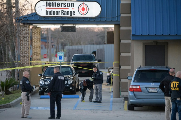 US: Three dead in New Orleans gun store shooting | Crime News