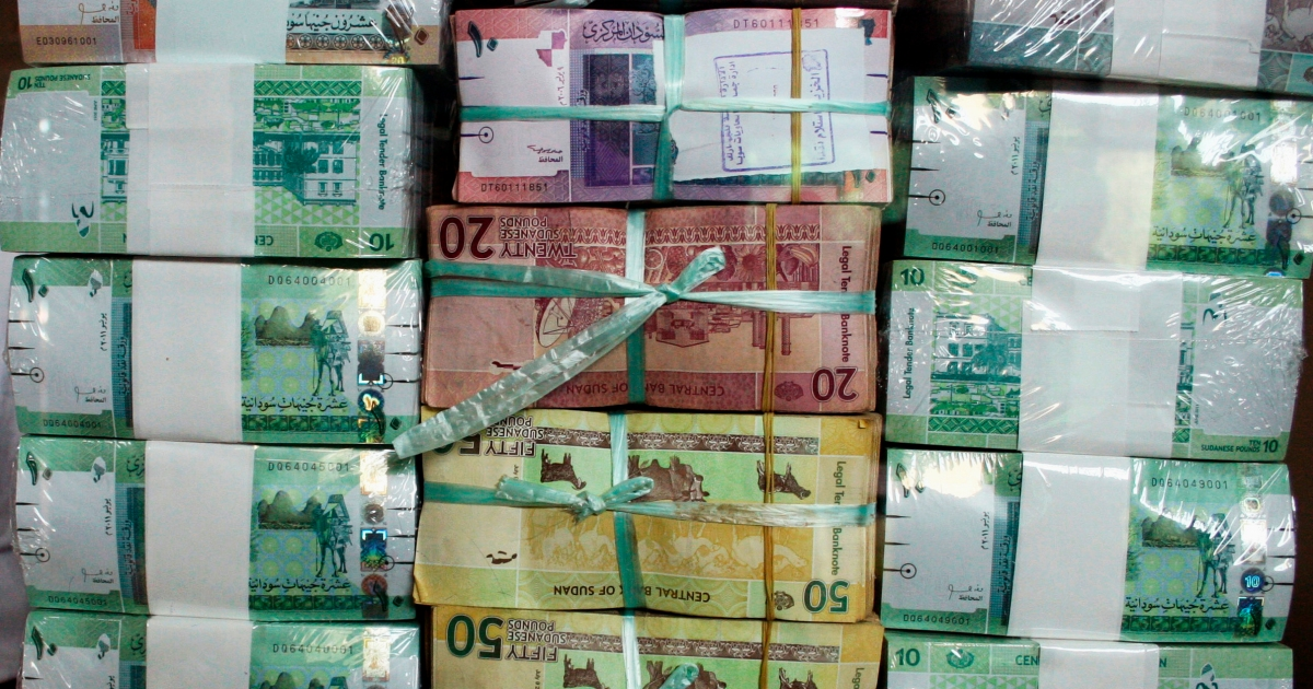 Sudan devalues currency in effort to access debt relief