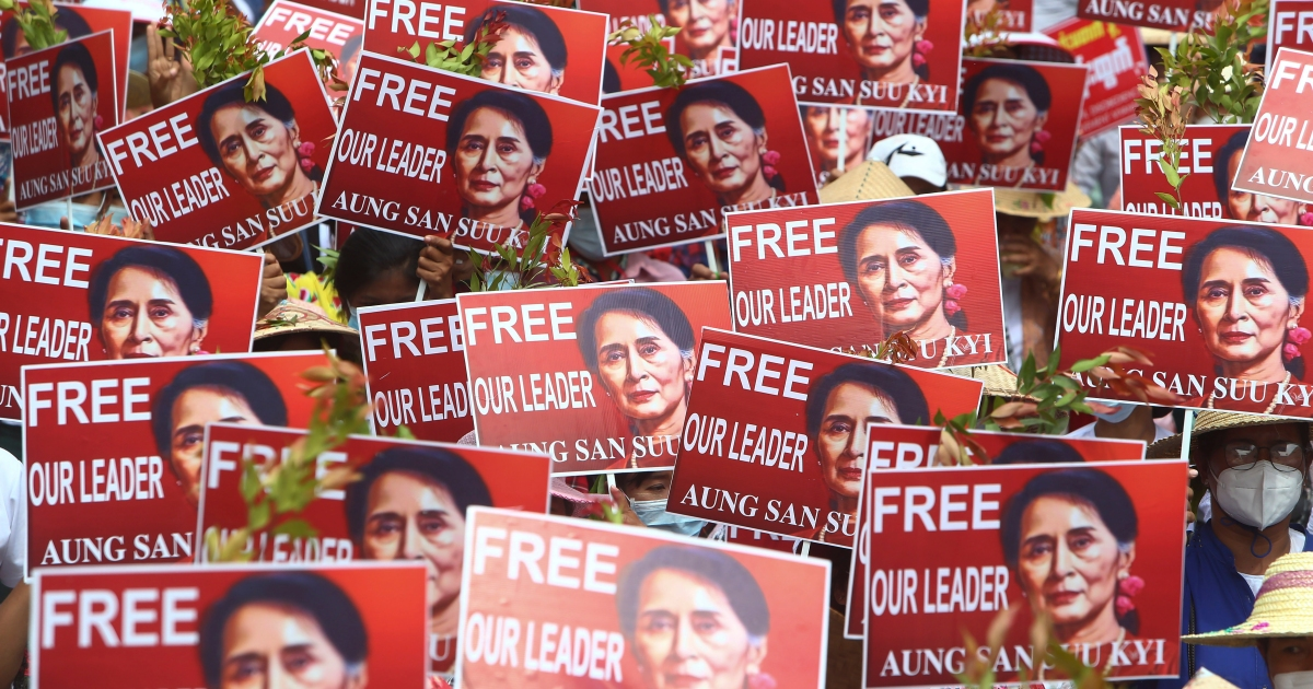 www.aljazeera.com: Timeline of events in Myanmar since February 1 coup