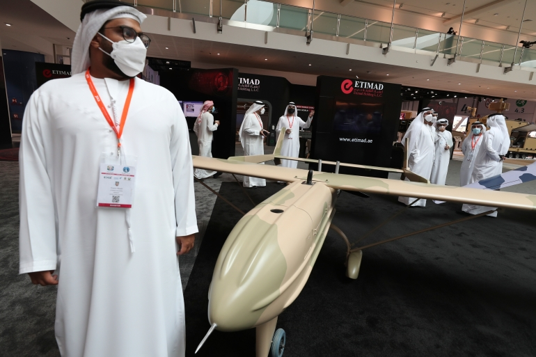 UAE unveils $1.36bn in arms deals at Abu Dhabi weapons show