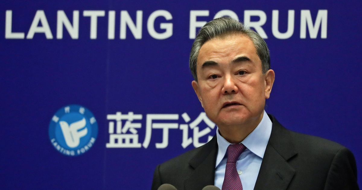China urges US to cease interference, outlines plan to reset ties